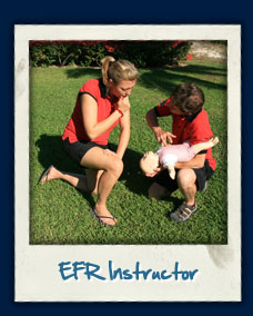 EFR Instructor forfaits