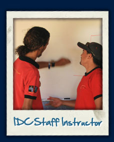 IDC staff instructor training
