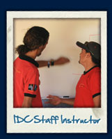 PADI IDC Staff Tauch Instructor kurs