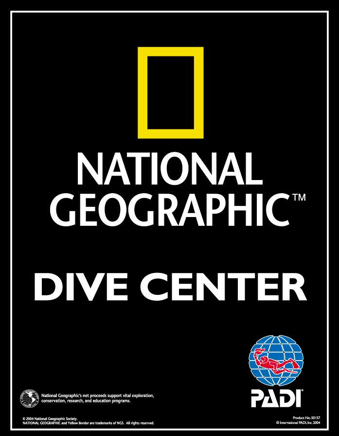 PADI National Geographic Dive Center